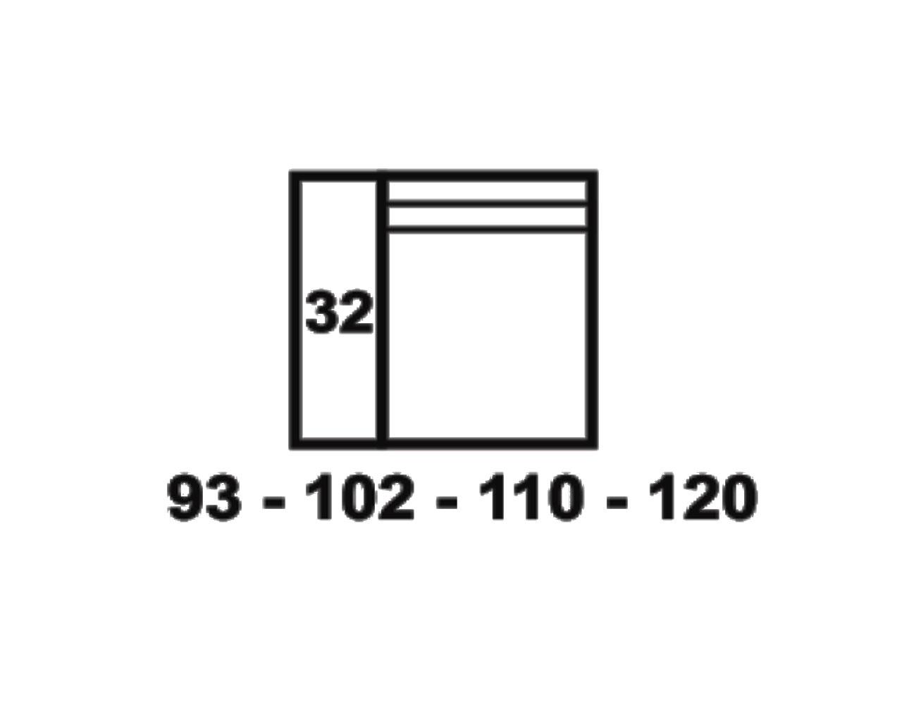 Modulo 1plaza con brazo32