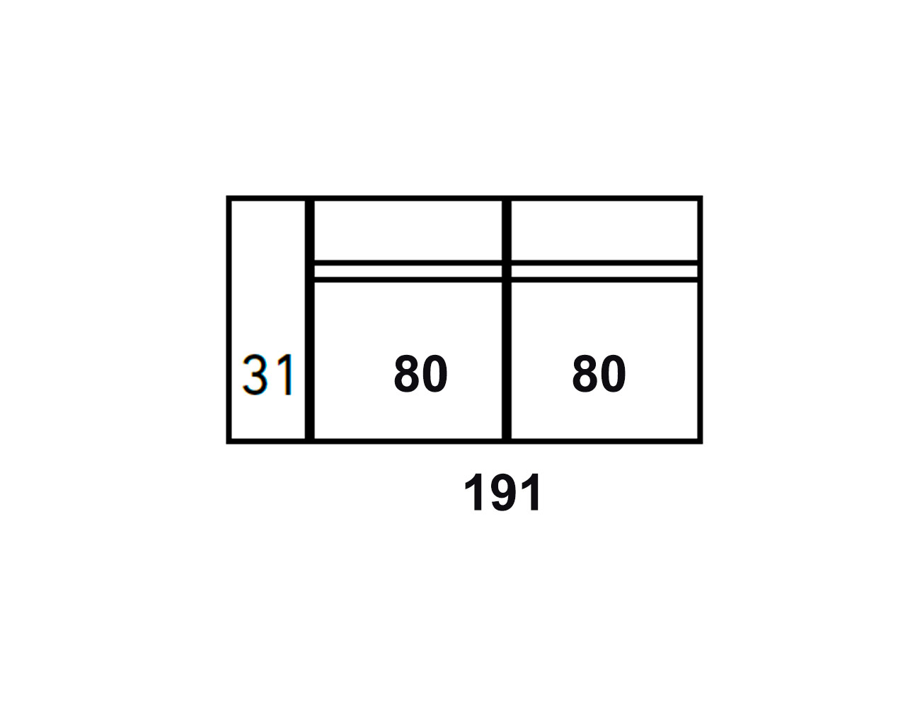 Modulo 3p 19110