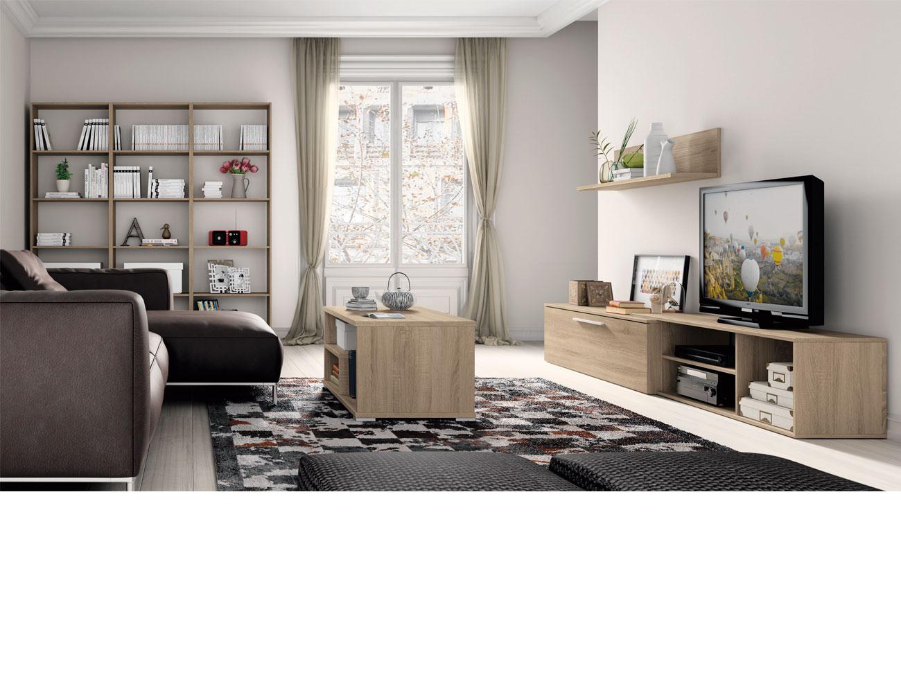 Mueble salon moderno cambrian 419
