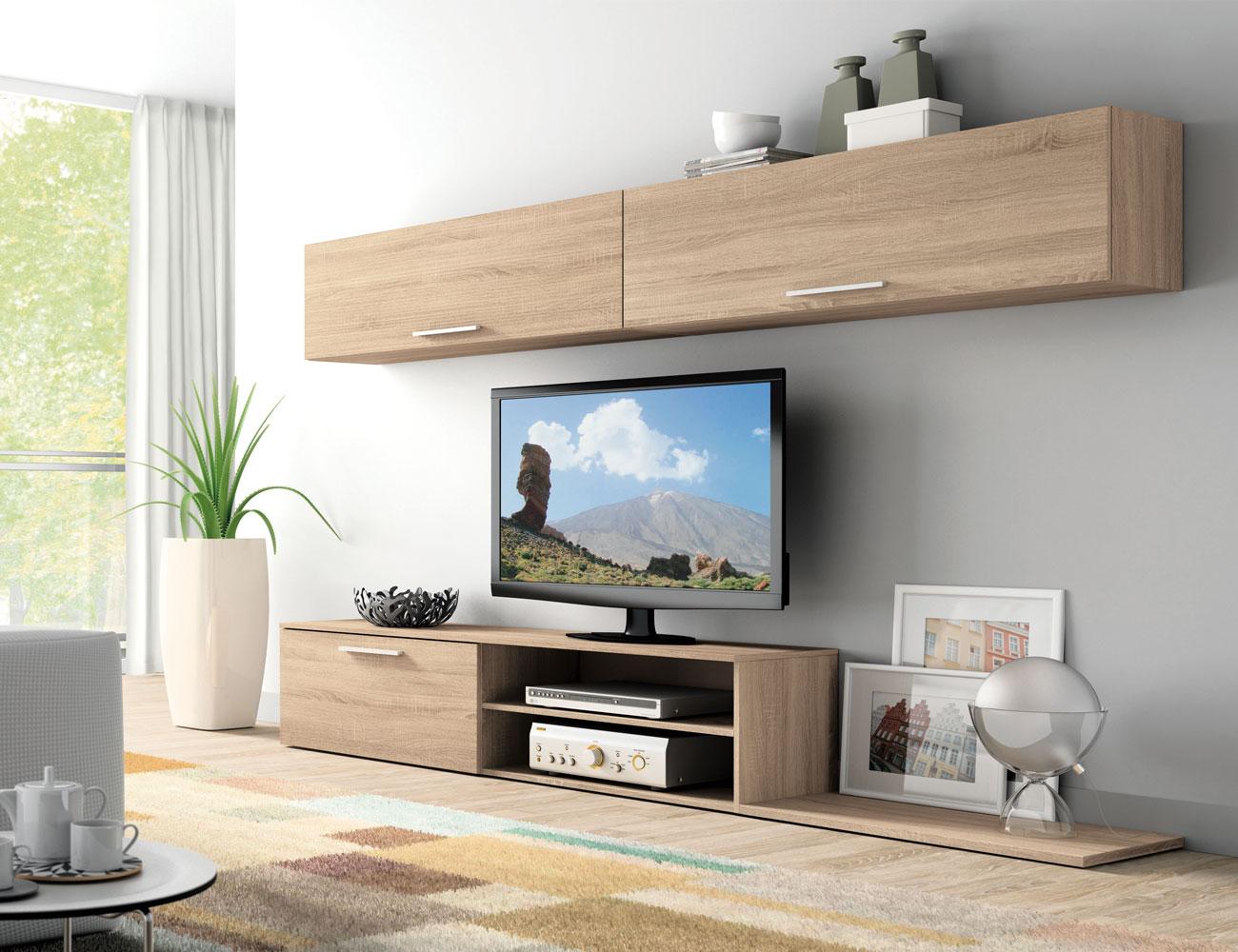 Mueble salon moderno cambrian 424