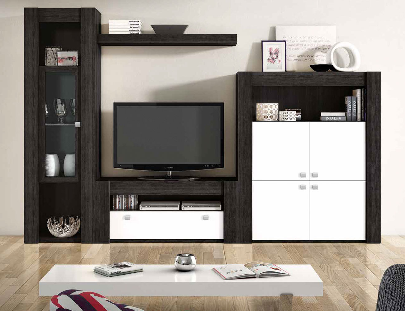 Mueble salon moderno comp05b