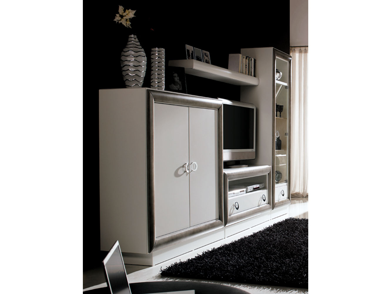 Mueble salon neoclasico color 504 5037