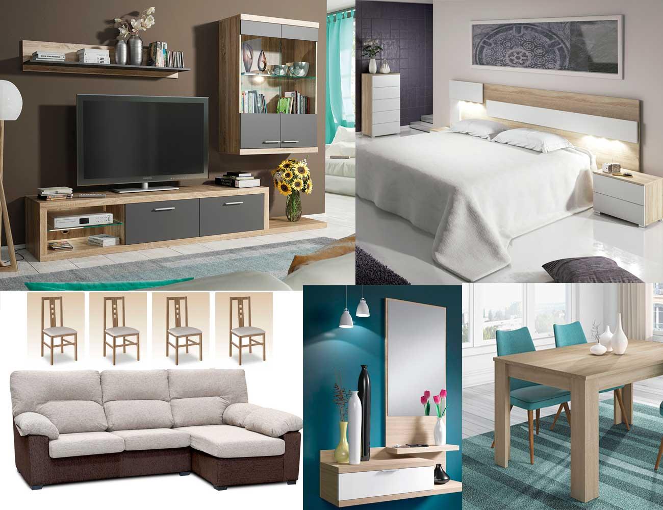 Piso completo ambiente 11 16314 factory del mueble utrera - Muebles utrera ...