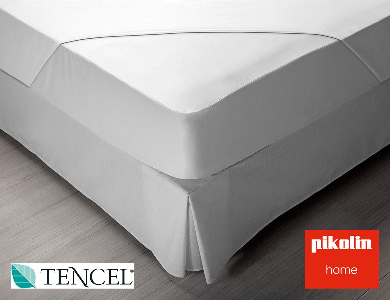 Protector pikolin tencel para colchones hasta 32 cm altura 18045 factory del mueble utrera - Protector de colchones impermeables ...
