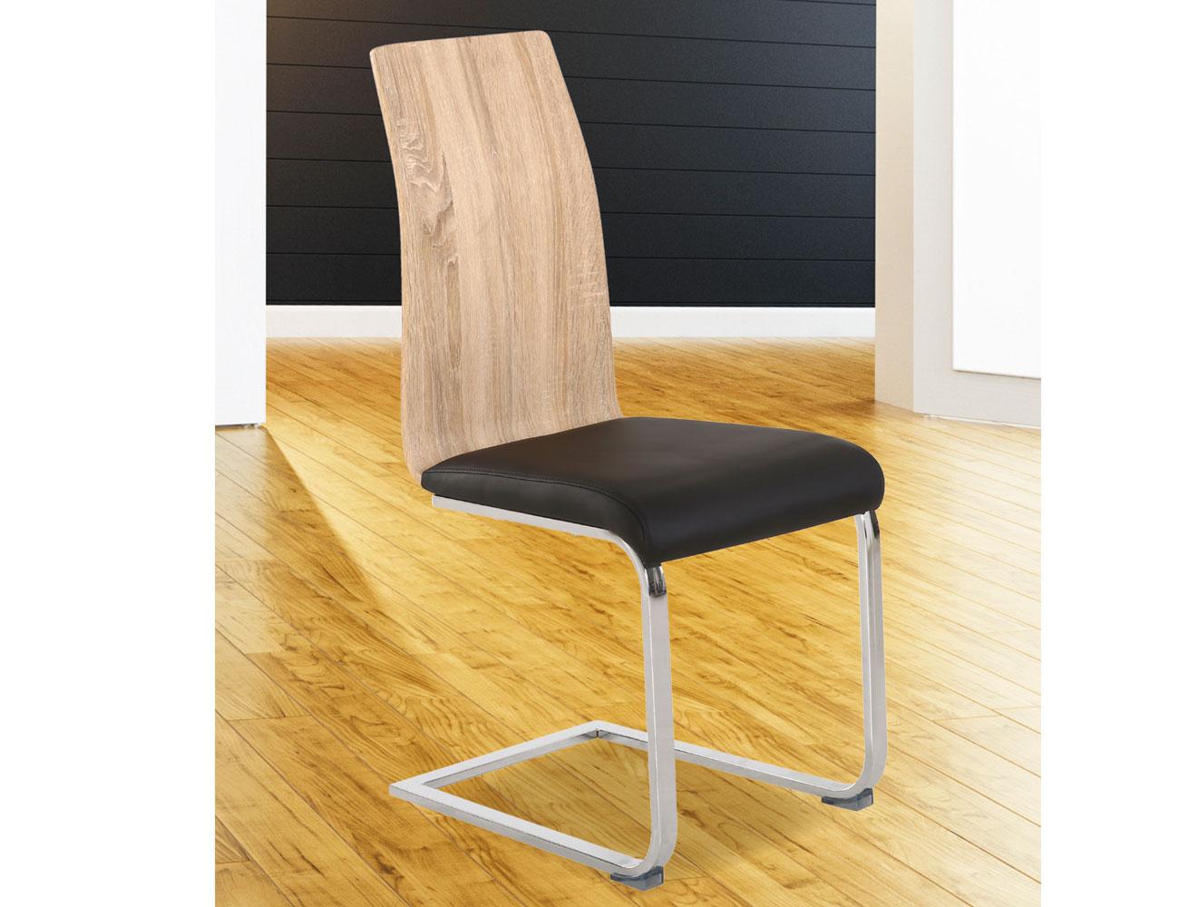 Sillas comedor colores silla de comedor moderna color for Sillas comedor polipiel