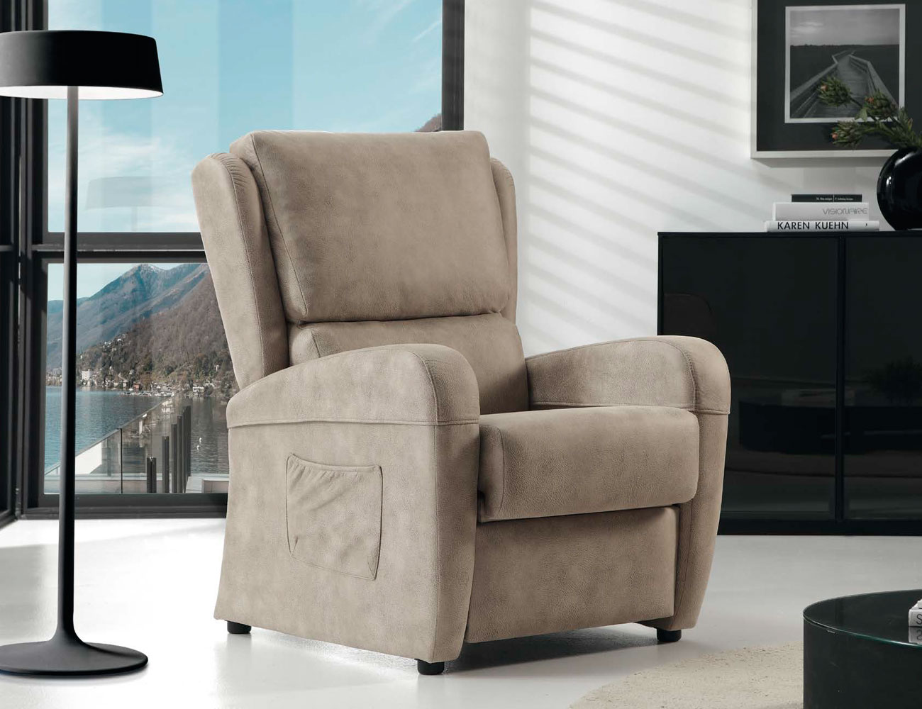 Sillon relax manual jana