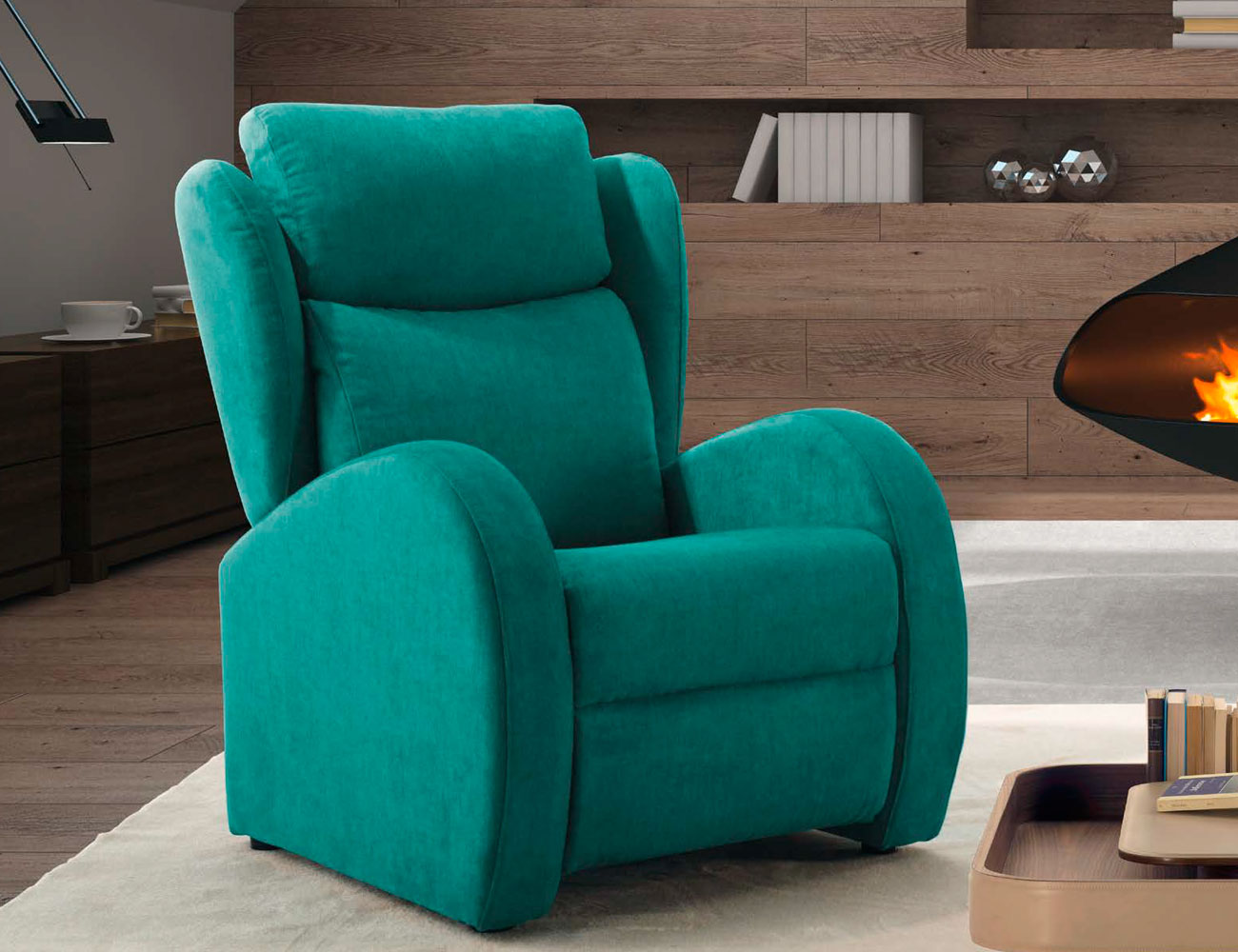 Sillon relax manual lydia 16