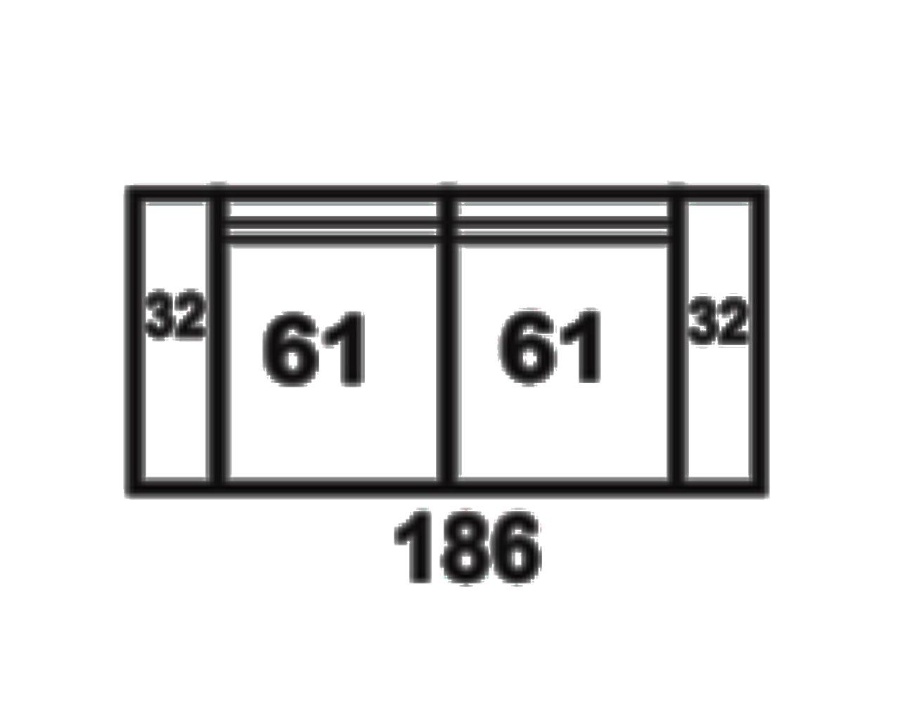Sofa 186