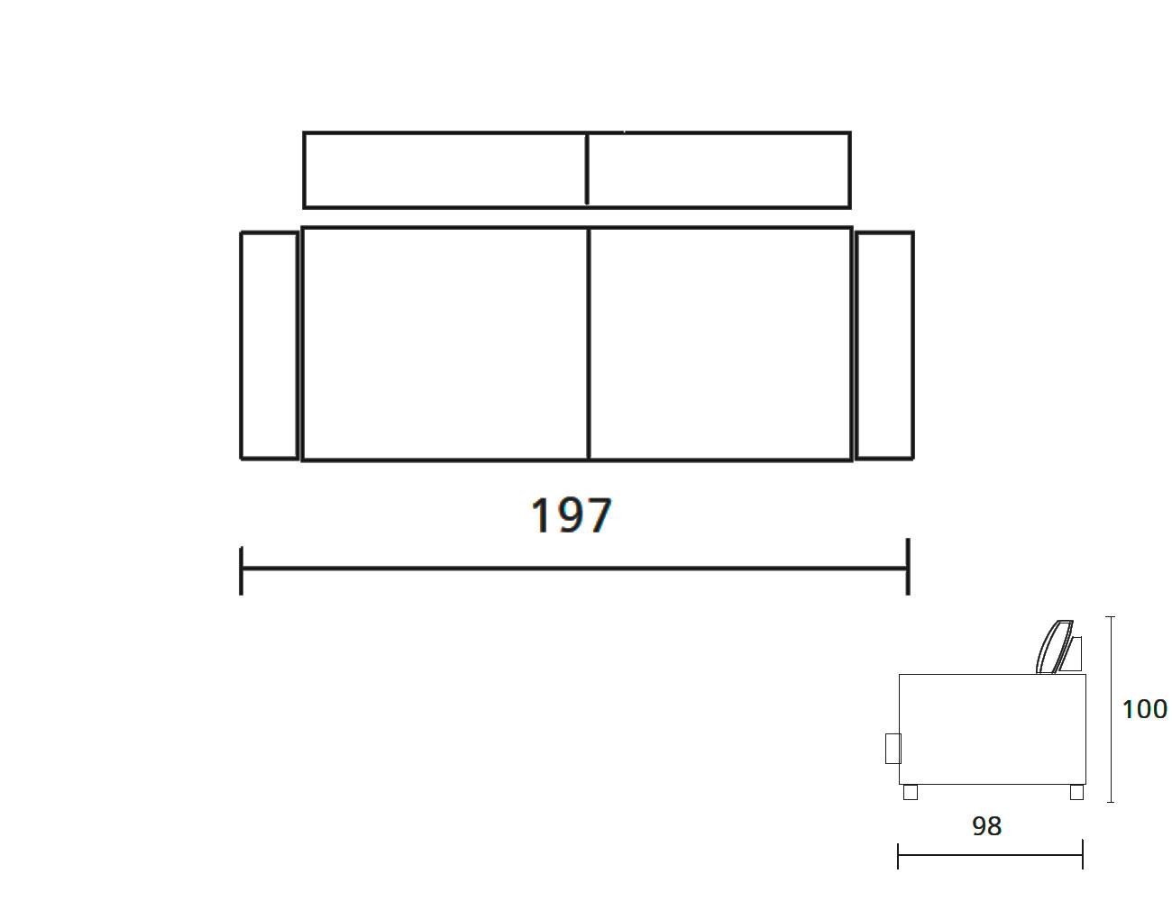 Sofa 197