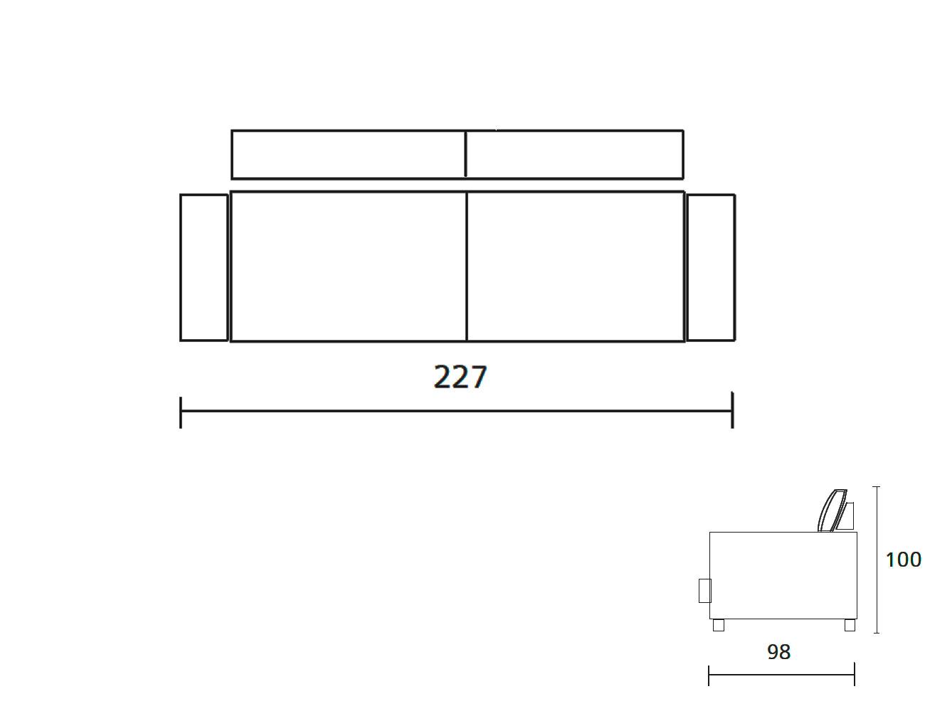 Sofa 2274