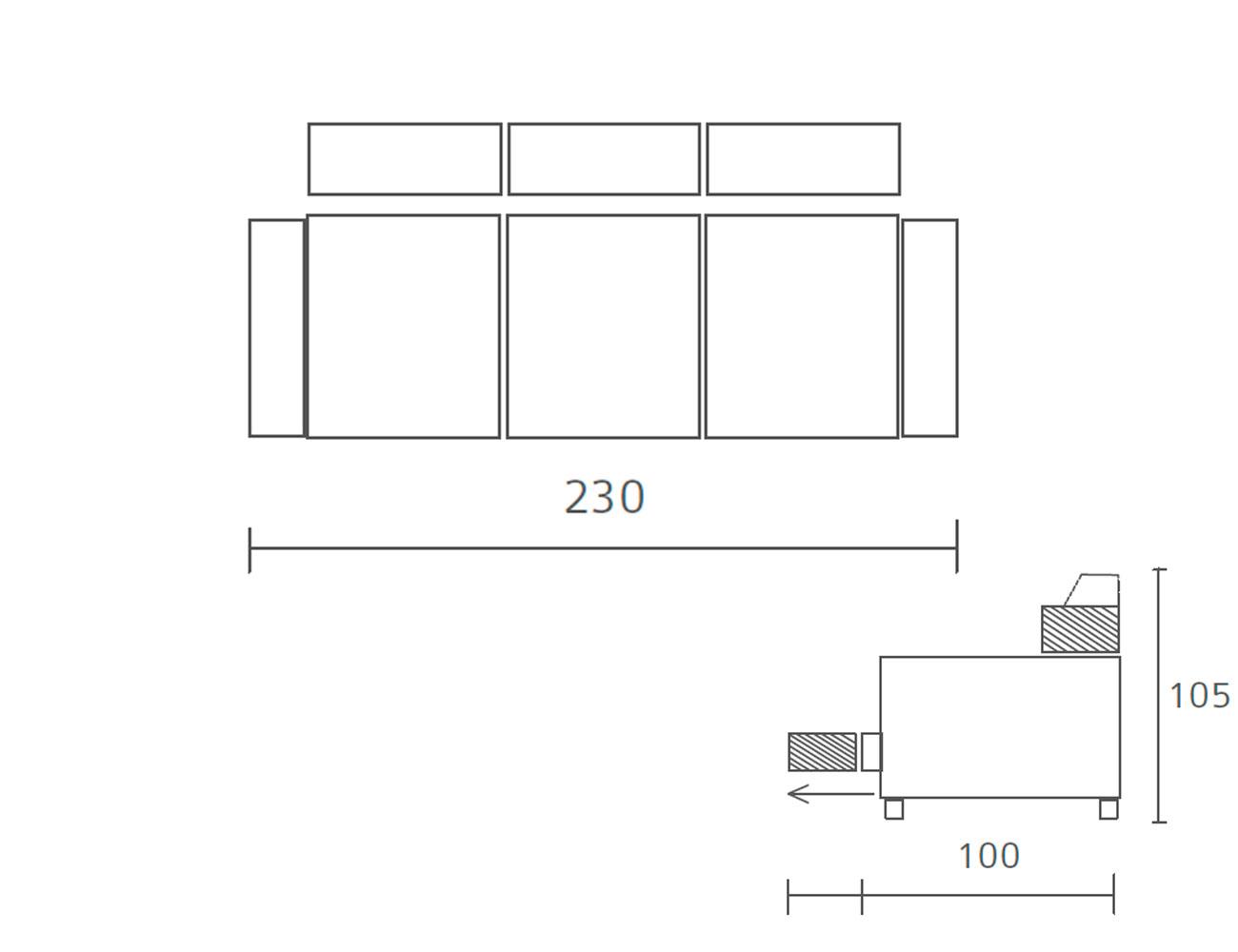 Sofa 230