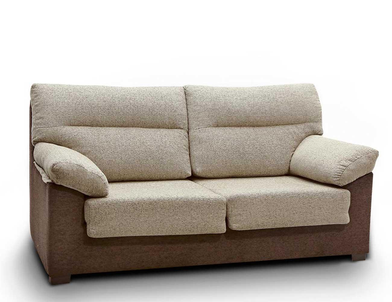 Sof con tejido water repelent 6484 factory del mueble for Sofa 3 plazas barato
