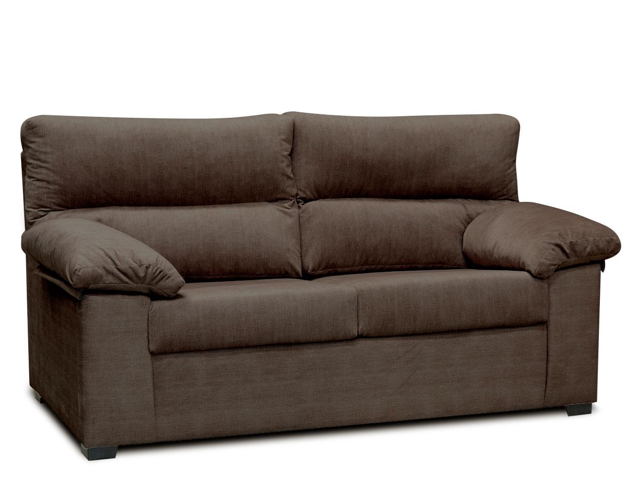 Sofa 3 plazas indiana trufa 1