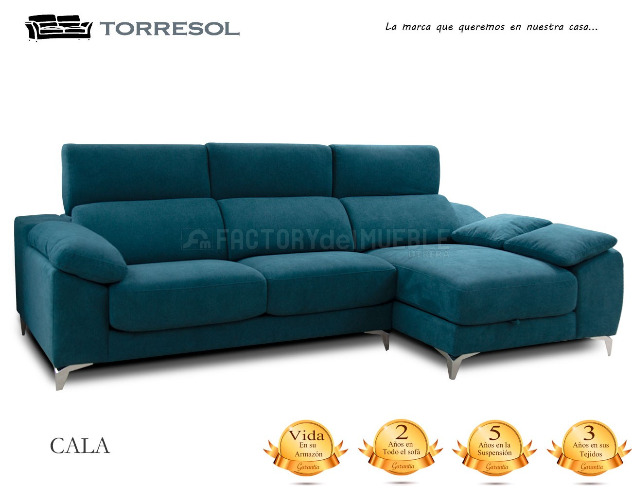 Sofa cala torresol