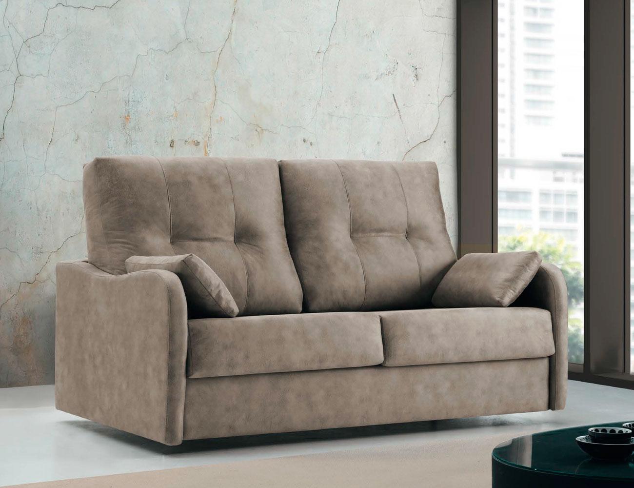 Sofa cama moderno apertura italiano mini