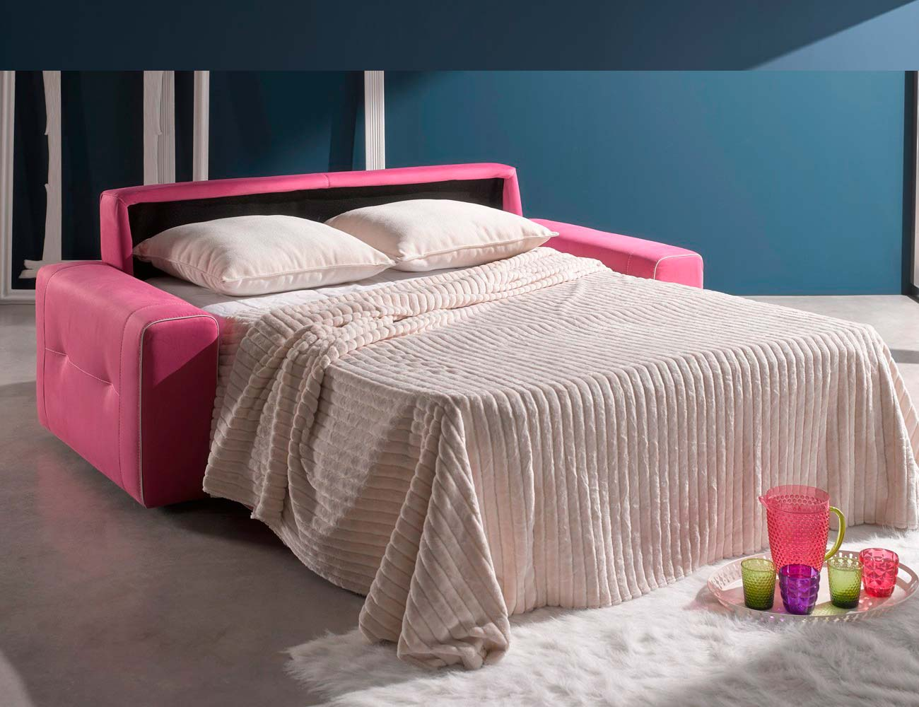 Sofa cama pedro ortiz apertura italiana