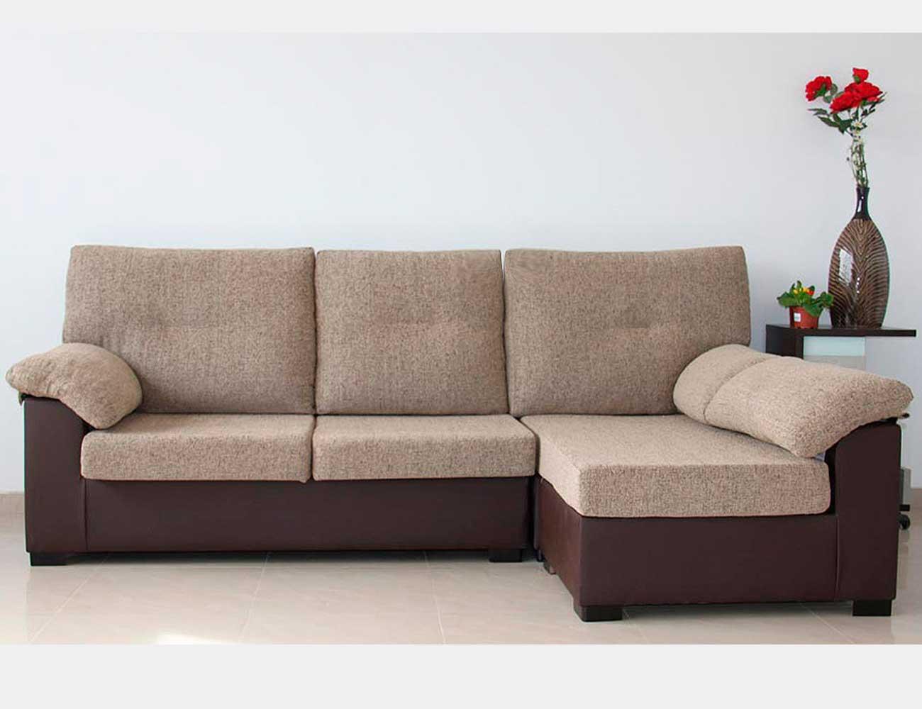 Sofa chaise longue barato