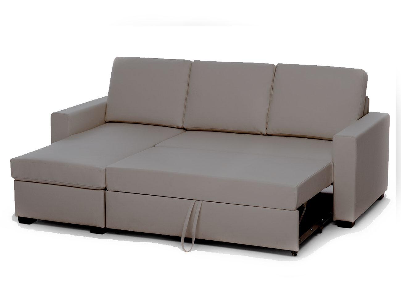 Sofa chaiselongue arcon cama