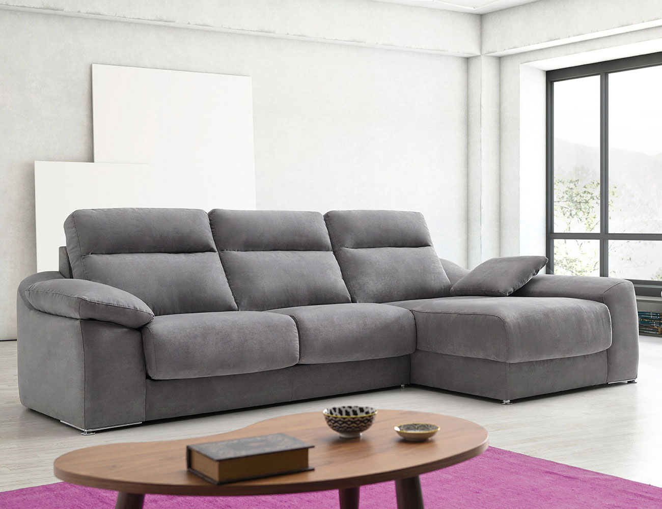 Sofa chaiselongue asientos viscolastica pedro ortiz1