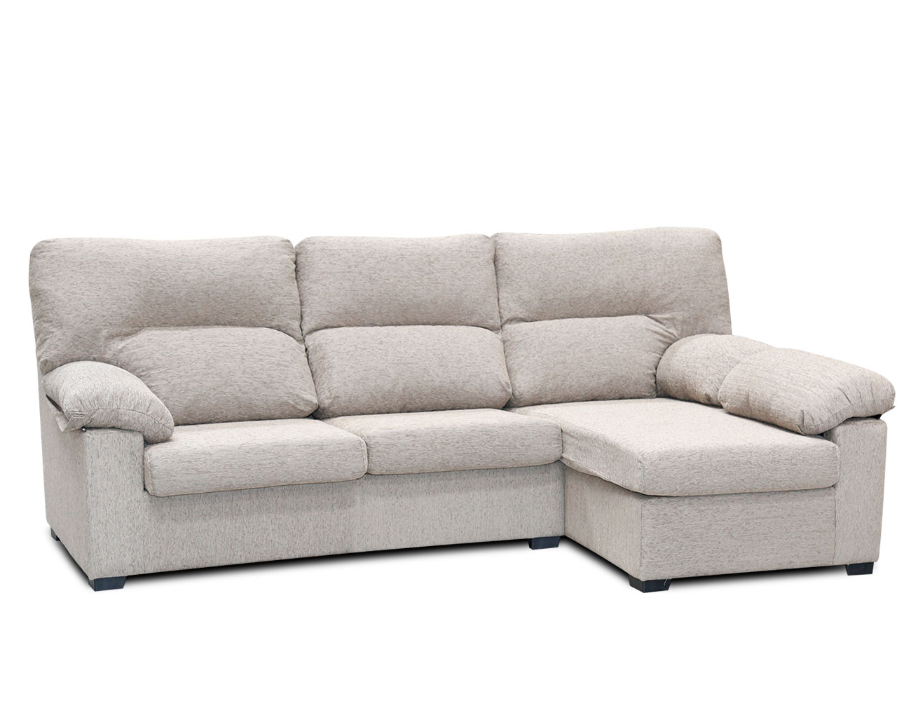 Sof chaise longue reversible barato 15374 factory del for Sofa 70 cm de fondo