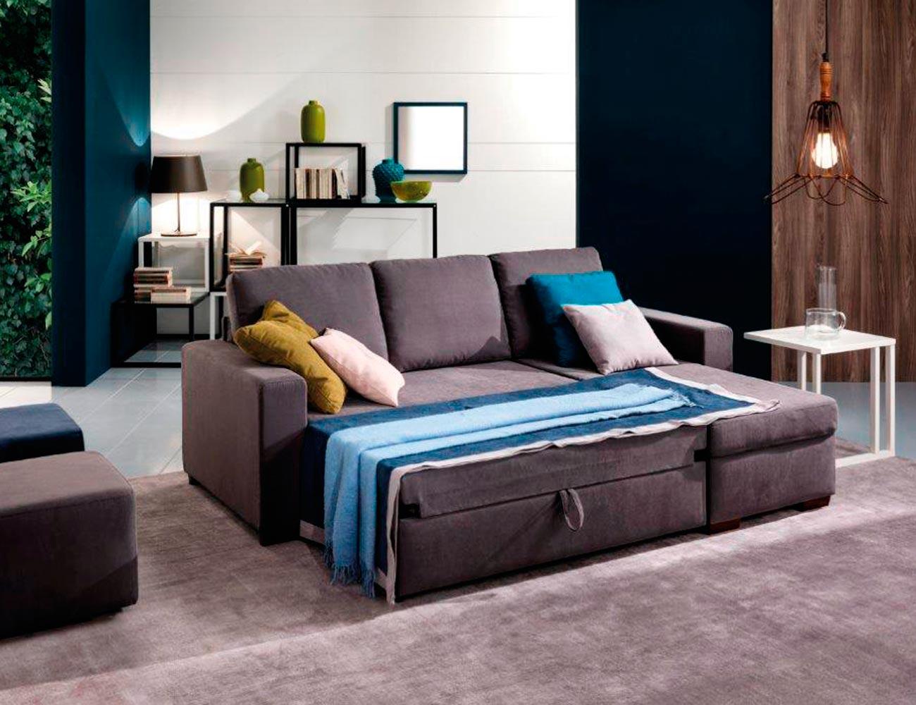 Sofa chaiselongue cama