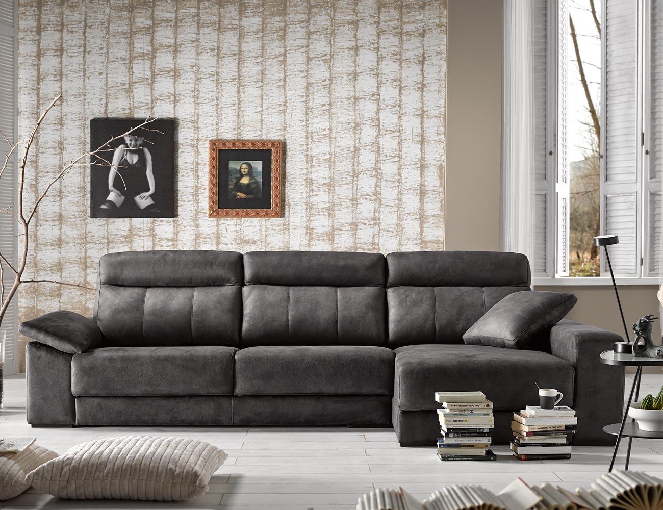 Sofa chaiselongue gama alta 2