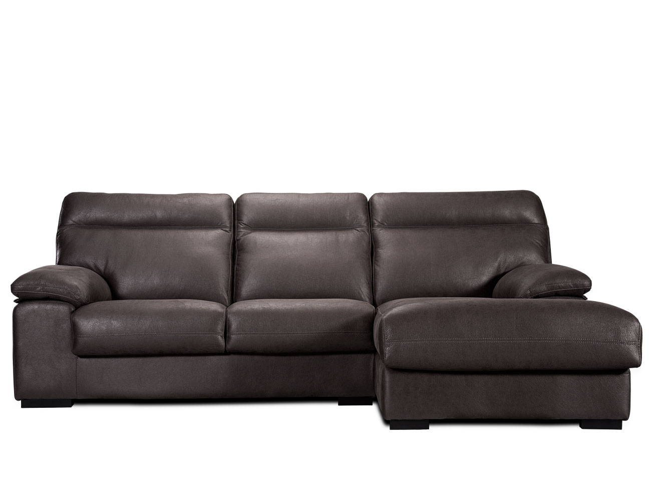 Sofa chaiselongue gran confort tejido antimanchas 2
