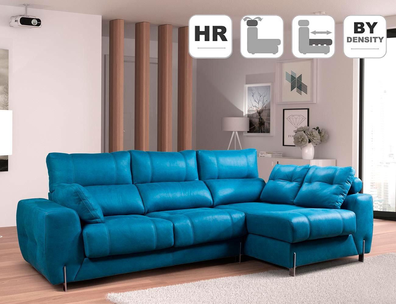 Sofa chaiselongue moderno exclusivo detalle1