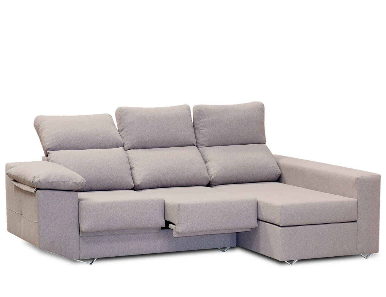 Sofa chaiselongue moderno piedra 3