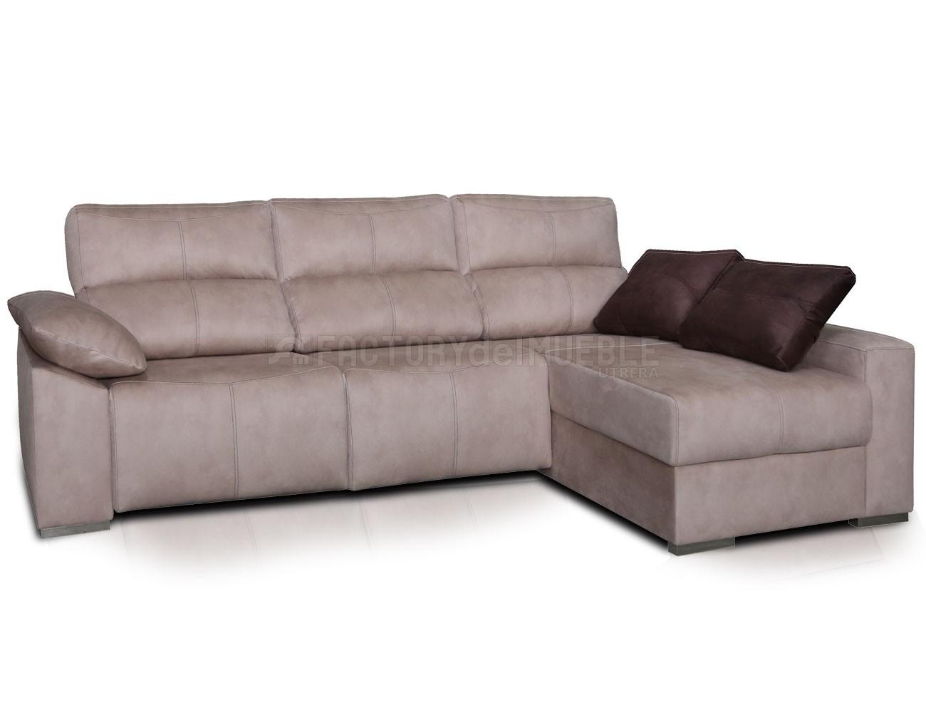 Sofa chaiselongue relax electrico