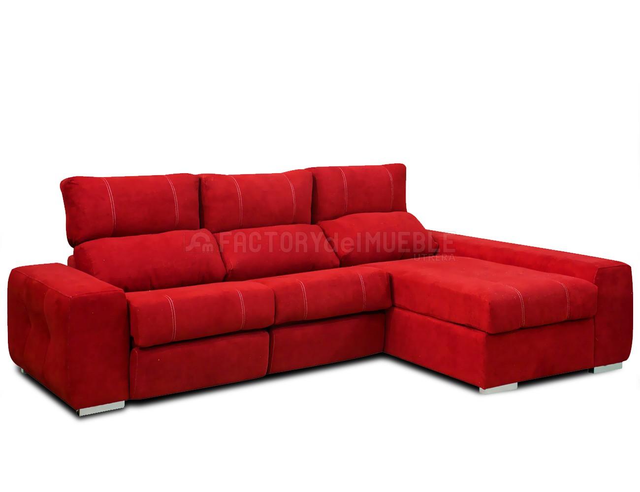 Sofa chaiselongue relax motor electrico 2