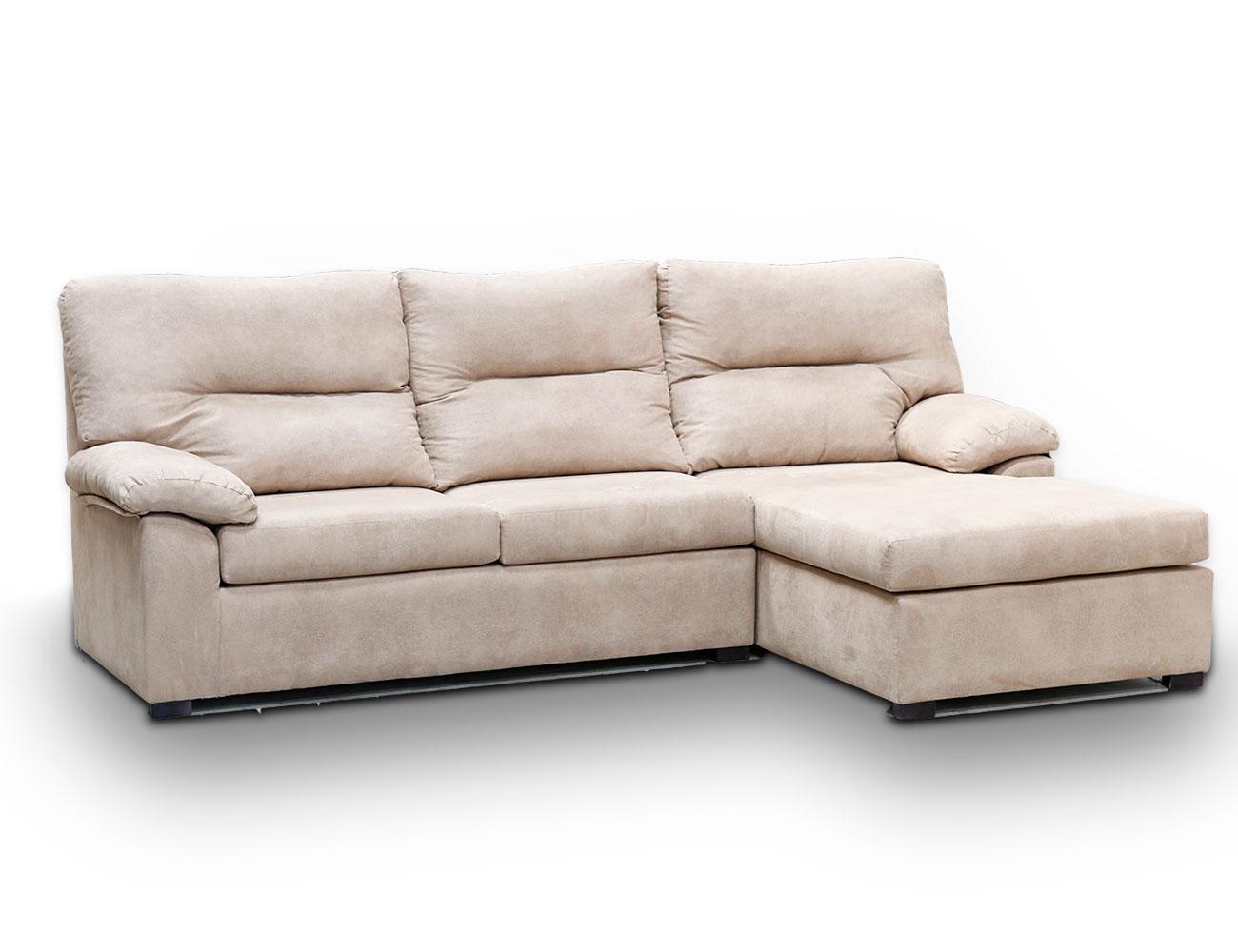 Sofa chaiselongue reversible barato