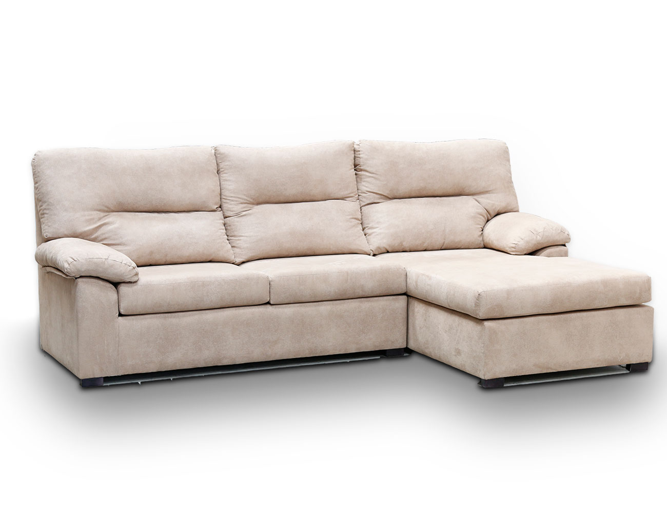 Sofa chaiselongue reversible barato1
