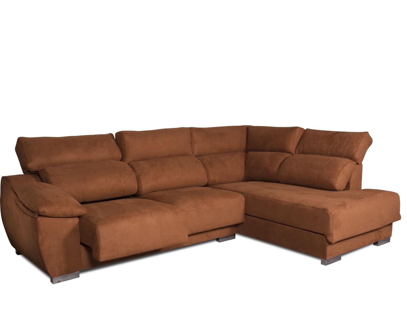 Sofa chaiselongue rincon anti manchas
