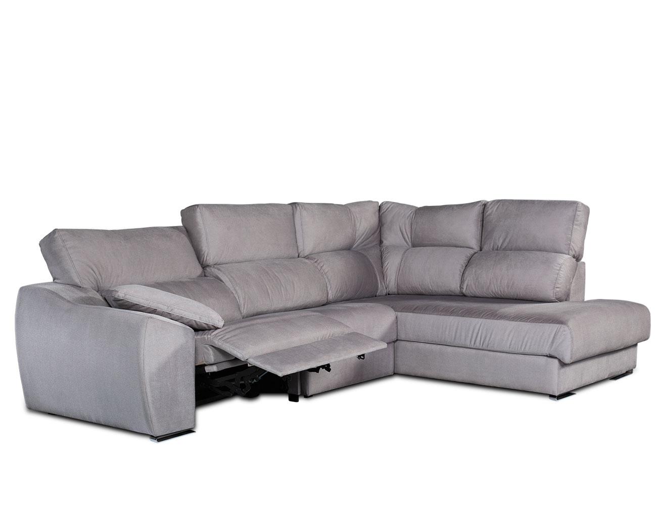Sofa chaiselongue rincon electrico 211