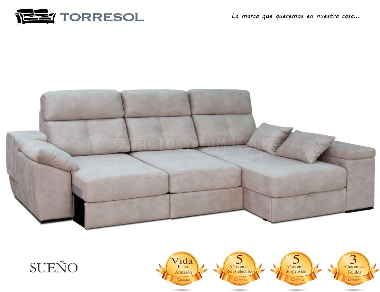 Sofa sueno torresol