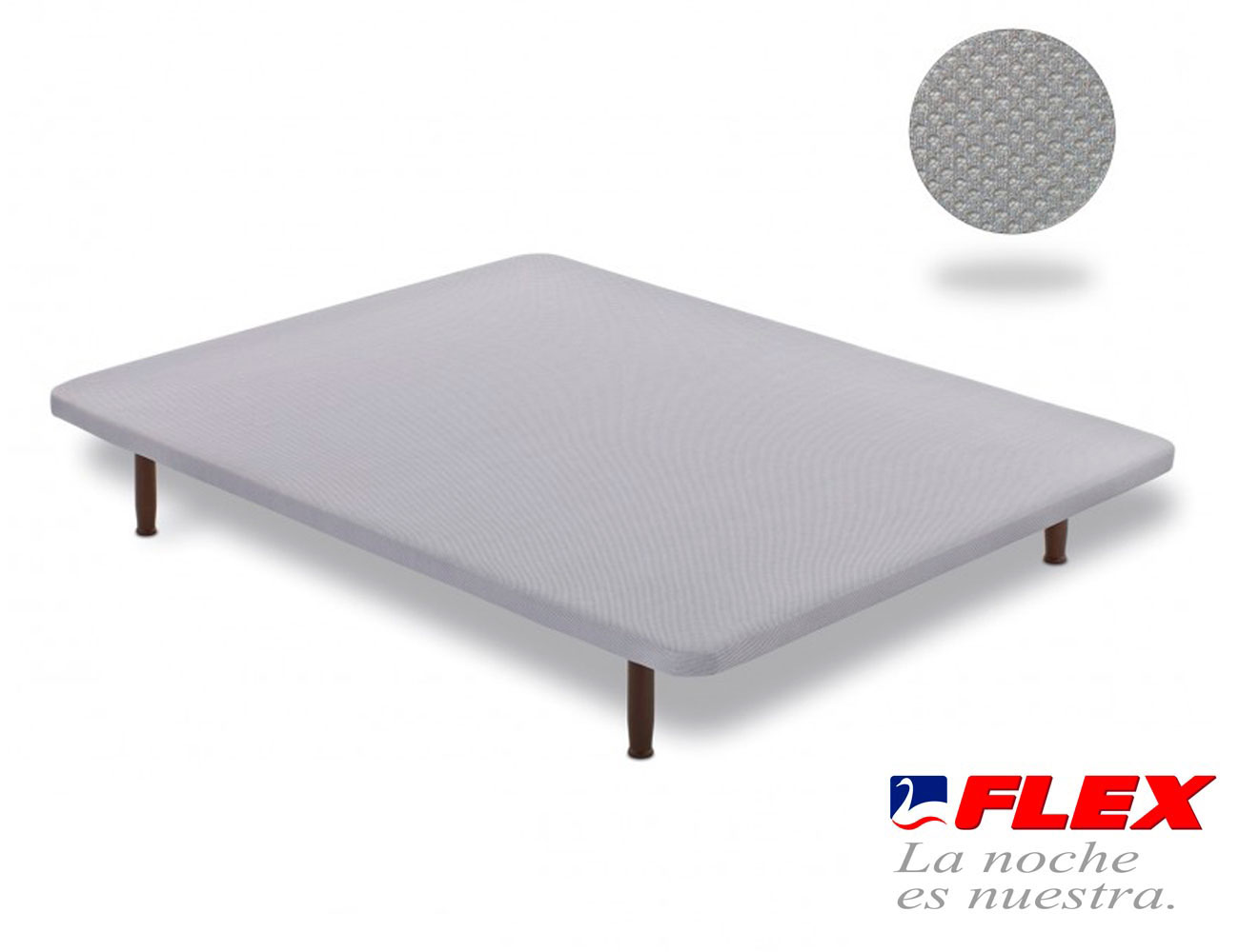 Tapiflex base tapizada transpirable flex4