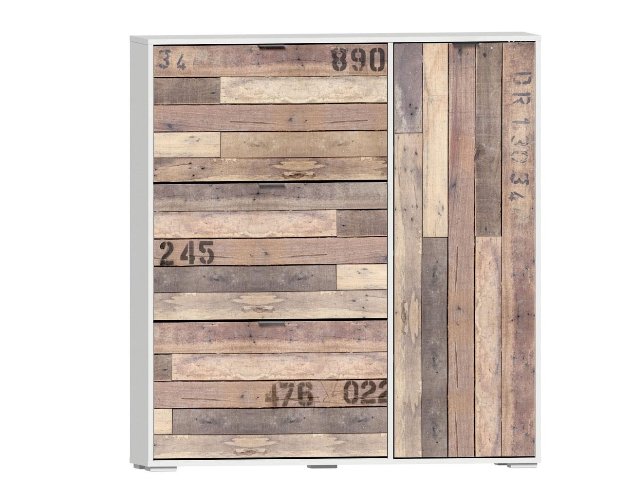 Armario puertas correderas blanco 150 cm de ancho for Mueble zapatero ancho