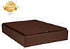 Canape polipiel chocolate recto 1007