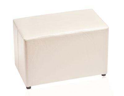 19 puff rectangular beige6
