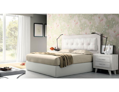 280 dormitorio matrimonio artic soul blanco