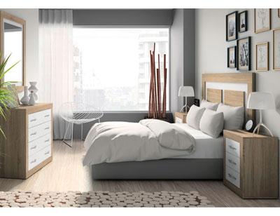 288 dormitorio matrimonio cambrian soul blanco