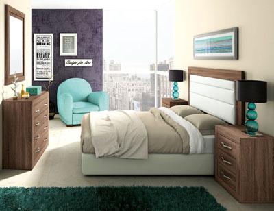 292 dormitorio matrimonio britannia tapizado blanco