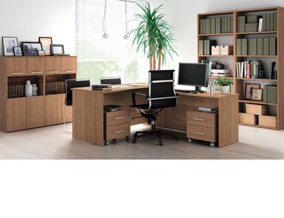 433 mueble despacho nogal