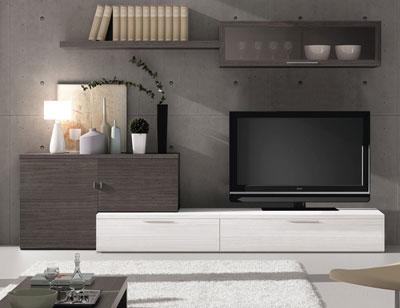 706 mueble salon comedor ceniza albian