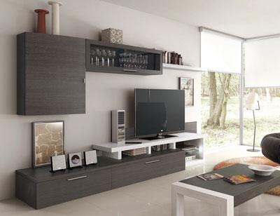 708 mueble salon comedor ceniza albian