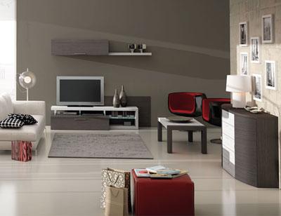 711 mueble salon comedor ceniza albian