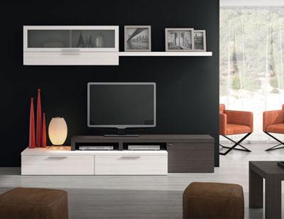 713 mueble salon comedor albian ceniza