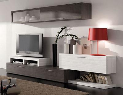 721 mueble salon comedor ceniza albian