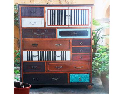 Comoda vintage 481
